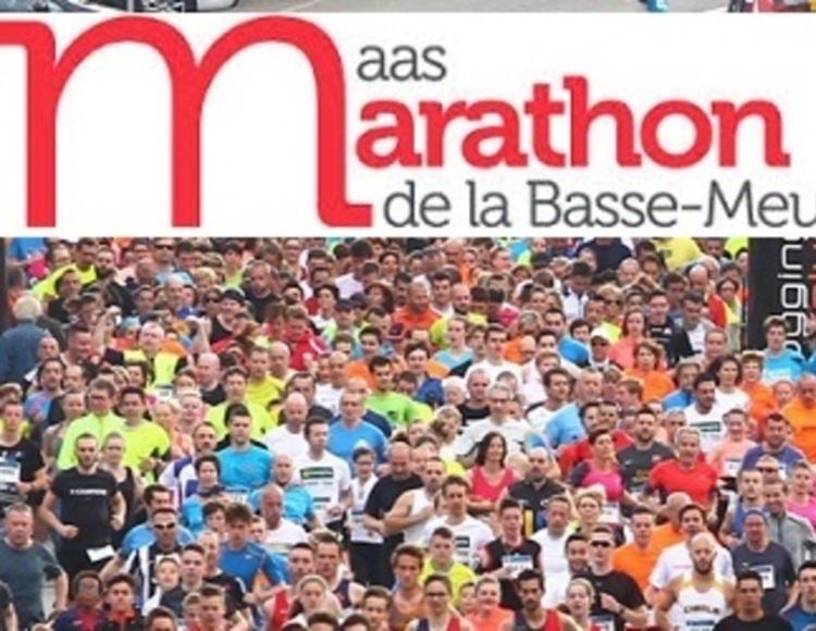 Maasmarathon de la Basse Meuse