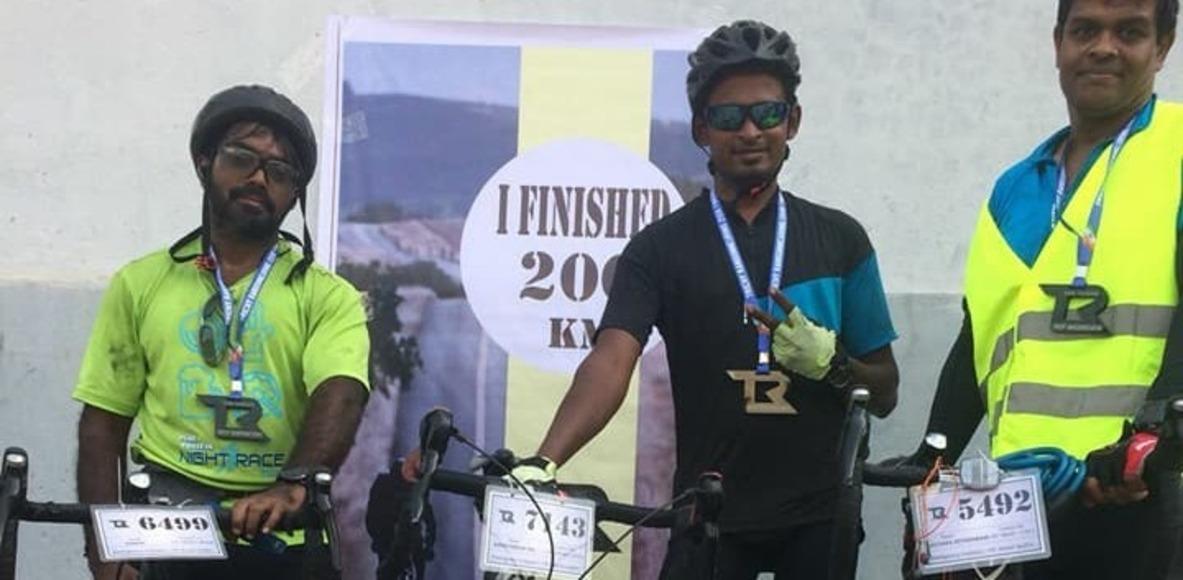 Trichy Endurance Team 10x 10 Challenges