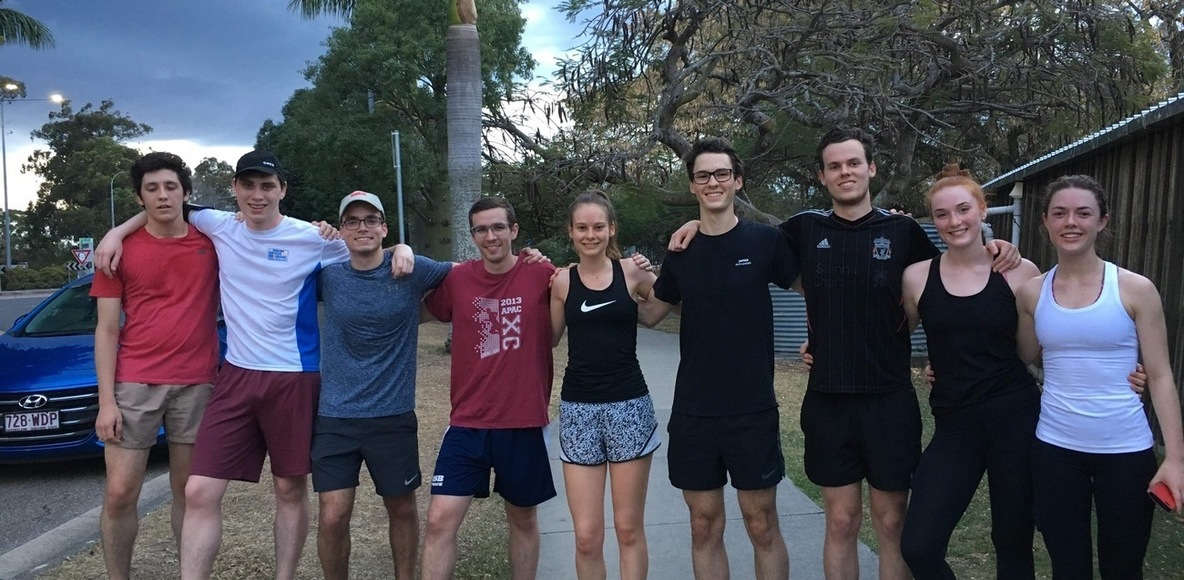 UQ Social Runners Club - UQ SRC