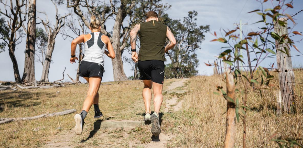 Aussie Grit Apparel Run Club