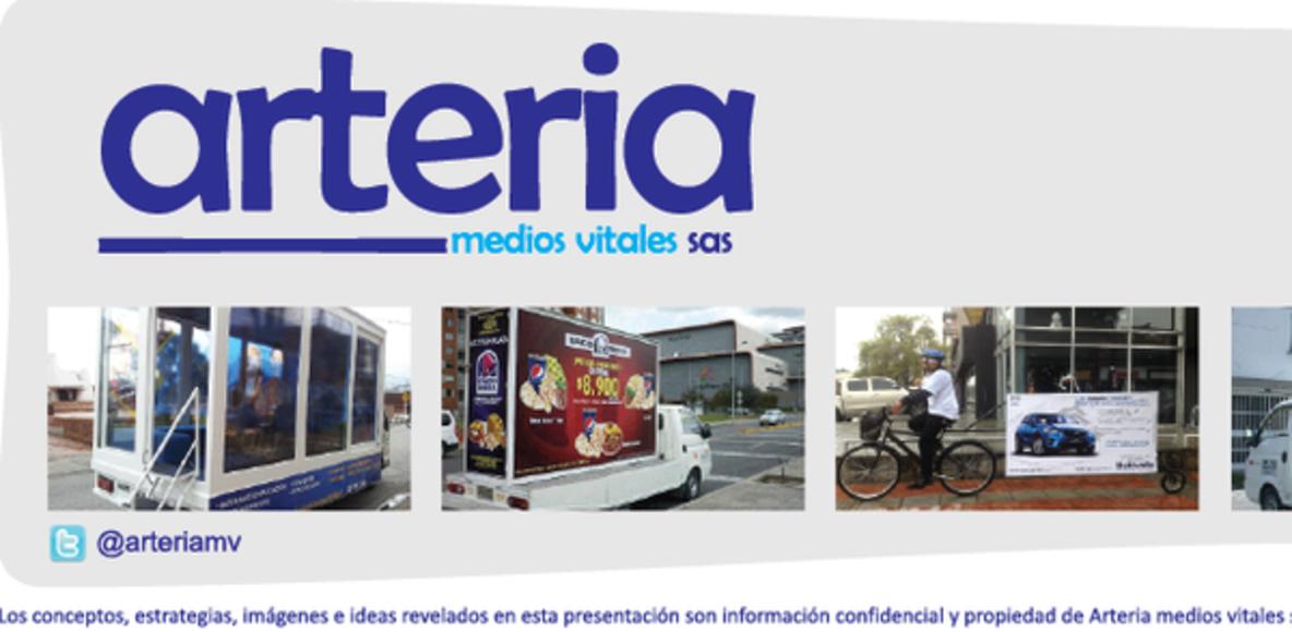 ARTERIA MEDIOS VITALES
