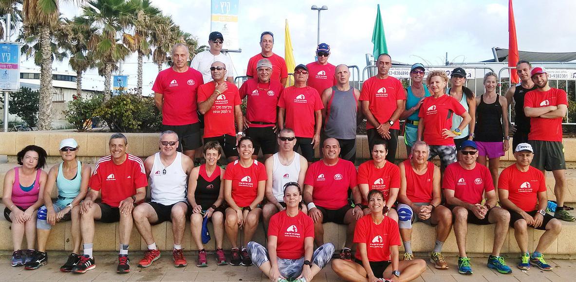 Marta - Tel Aviv Running Club