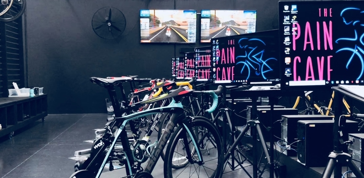 The Pain Cave