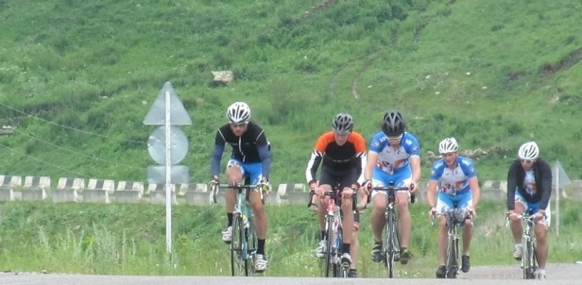 велоспорт шоссе Кисловодск-Джилы Су