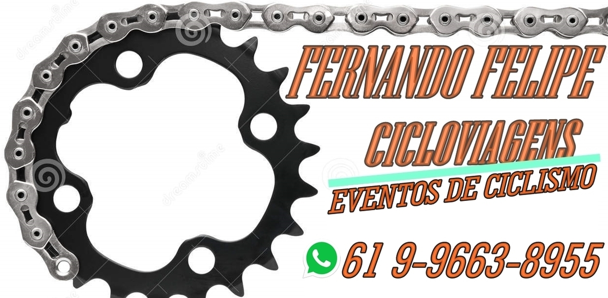 FERNANDO FELIPE CICLOVIAGENS E EVENTOS DE CICLISMO