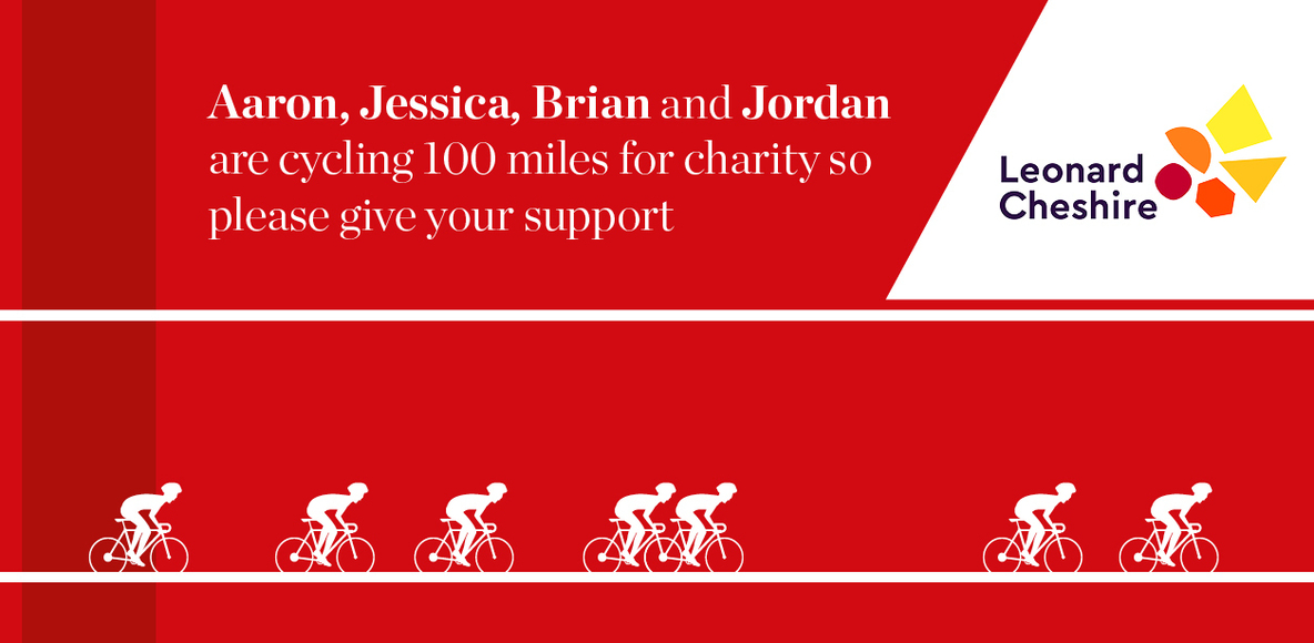 HJ  LCD ride London 100 mile challenge