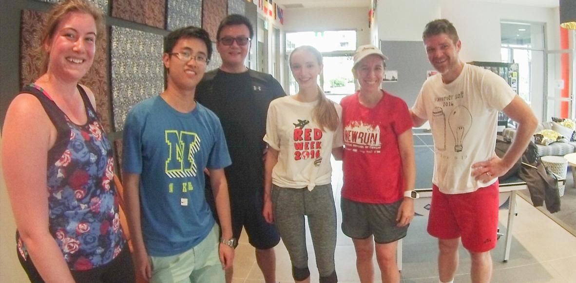 Mac Park Runners