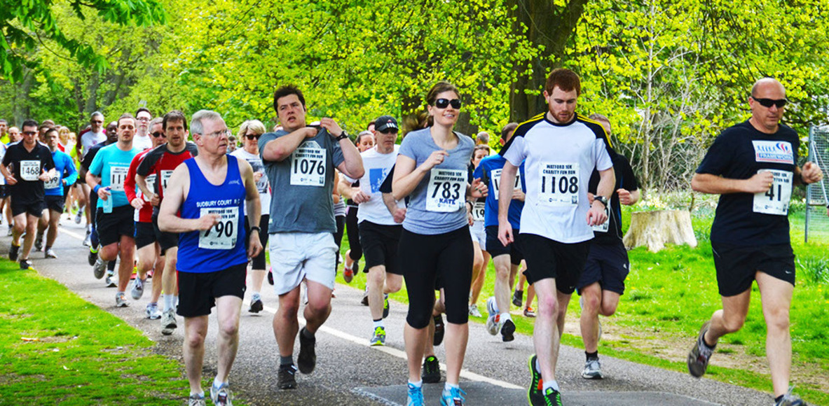 Kelly's Watford 10k