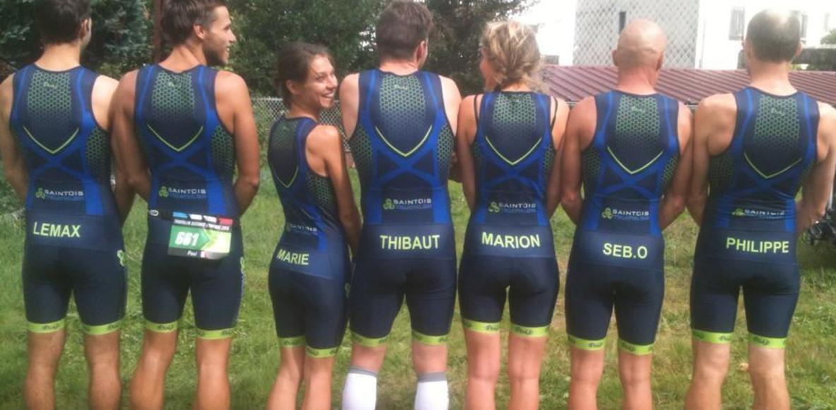 Team Saintois Triathlon