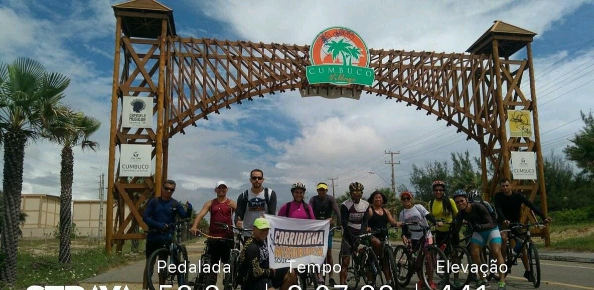 Equipe Corridinha Mixuruca Soure