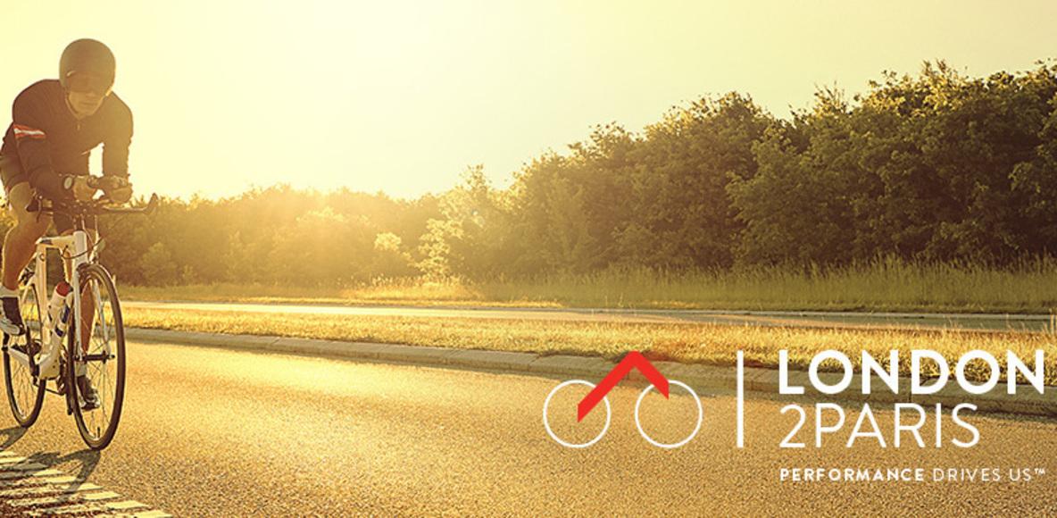 Affiliate London-Paris Cycle