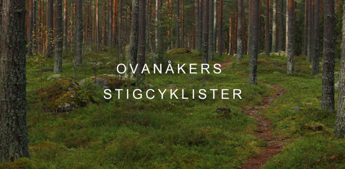 Ovanåkers stigcyklister