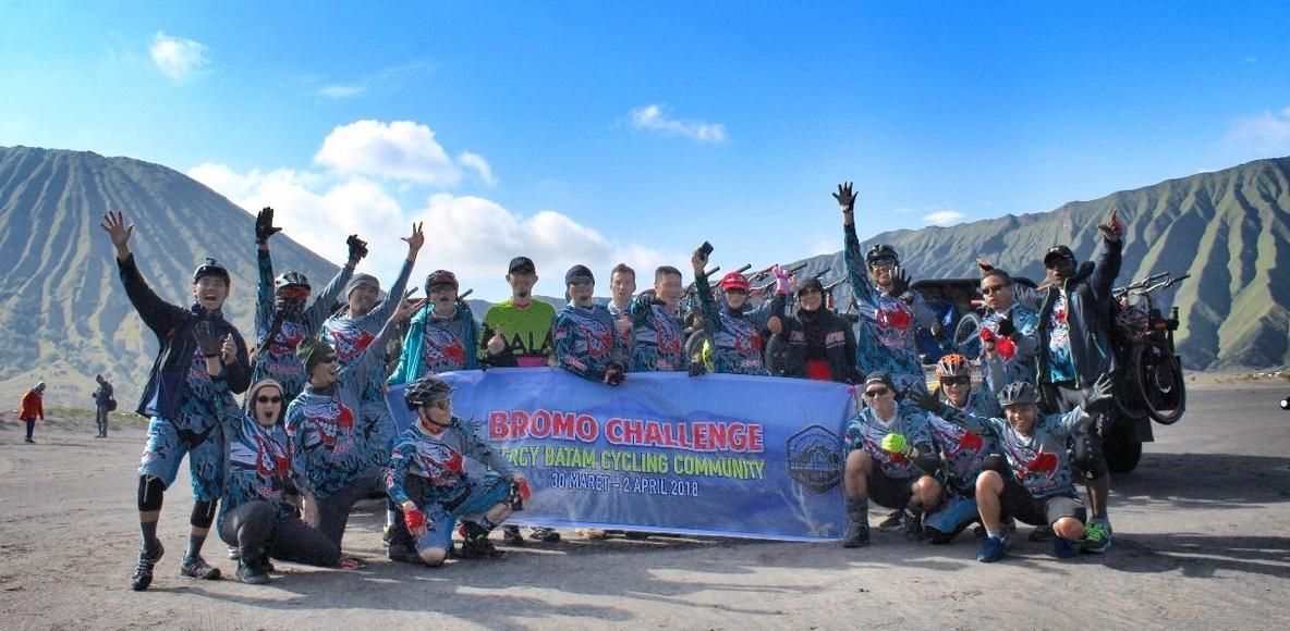 MTB, Mercy Cycling Community,