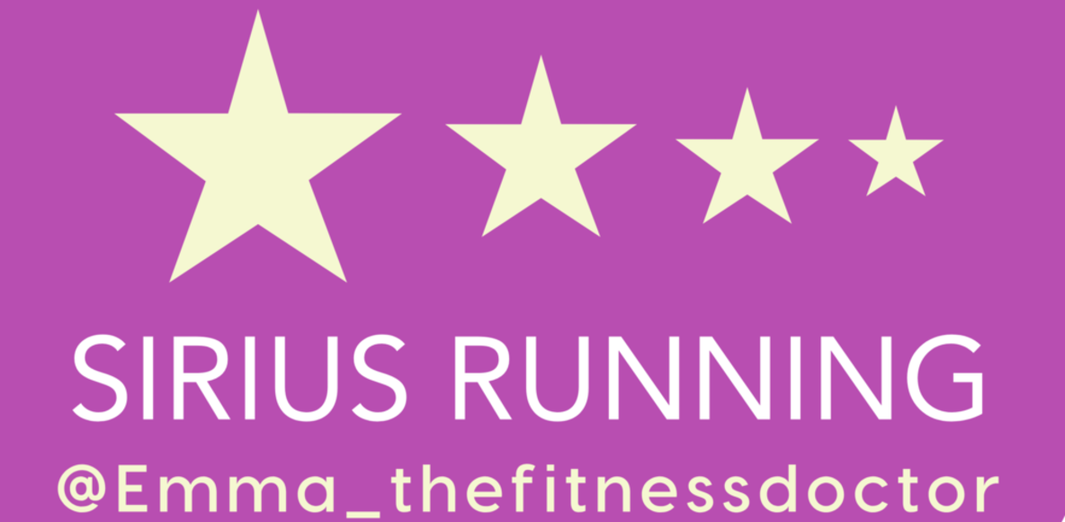 Sirius Running