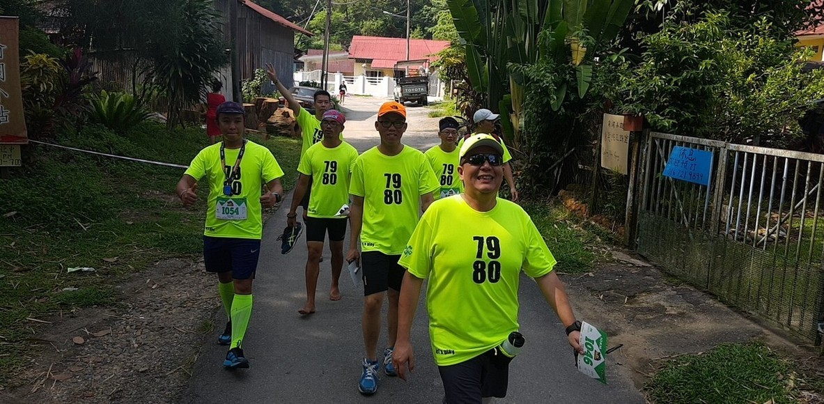 Kemaman 7980 Power Run