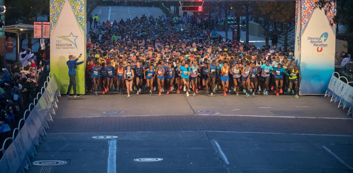 We Are Houston Global Run Community