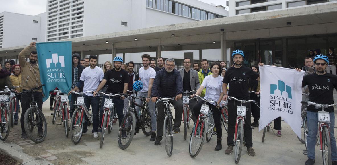 İstanbul Şehir Üniversitesi Bisiklet Kulübü