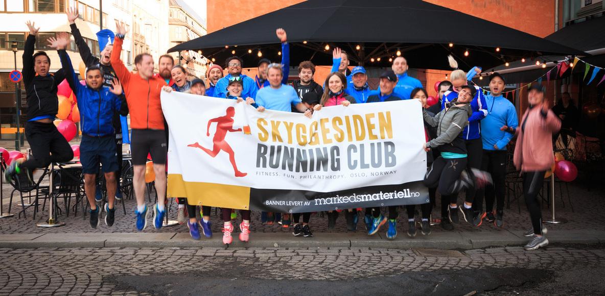 Skyggesiden Social Running Club