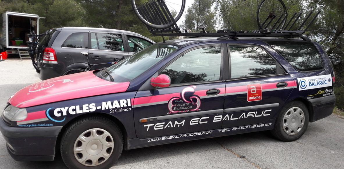 Elan Cycliste Balarucois