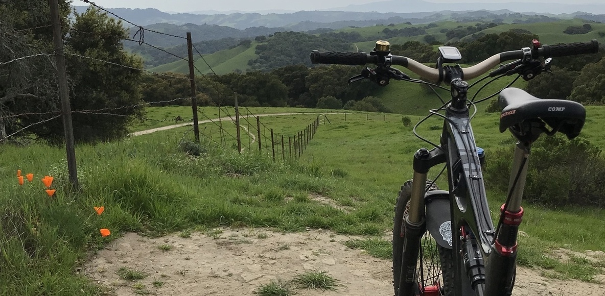 San Francisco Bay Area Mid-Day Mid-Week Mountain Biking