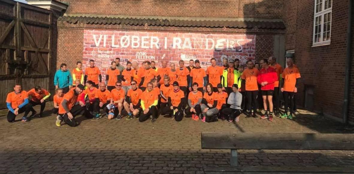 Vi løber i Randers