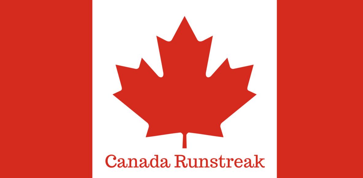 Canada Runstreak