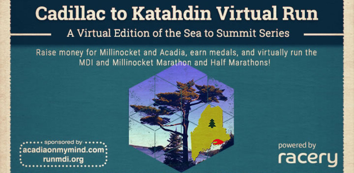 Cadillac to Katahdin: Maine Sea to Summit