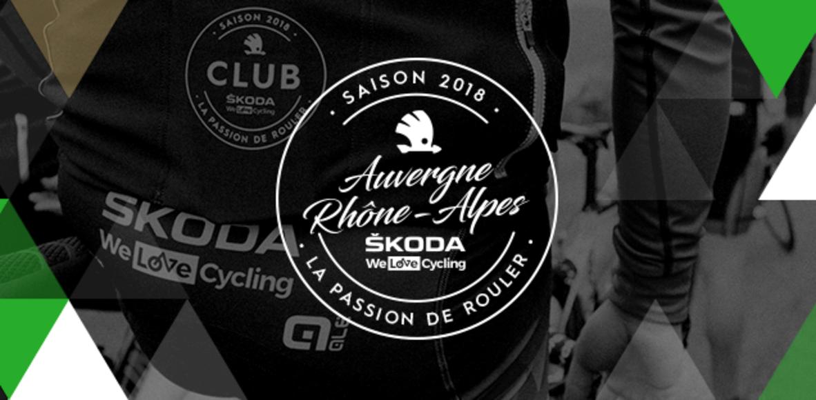 Club ŠKODA Auvergne - Rhône-Alpes