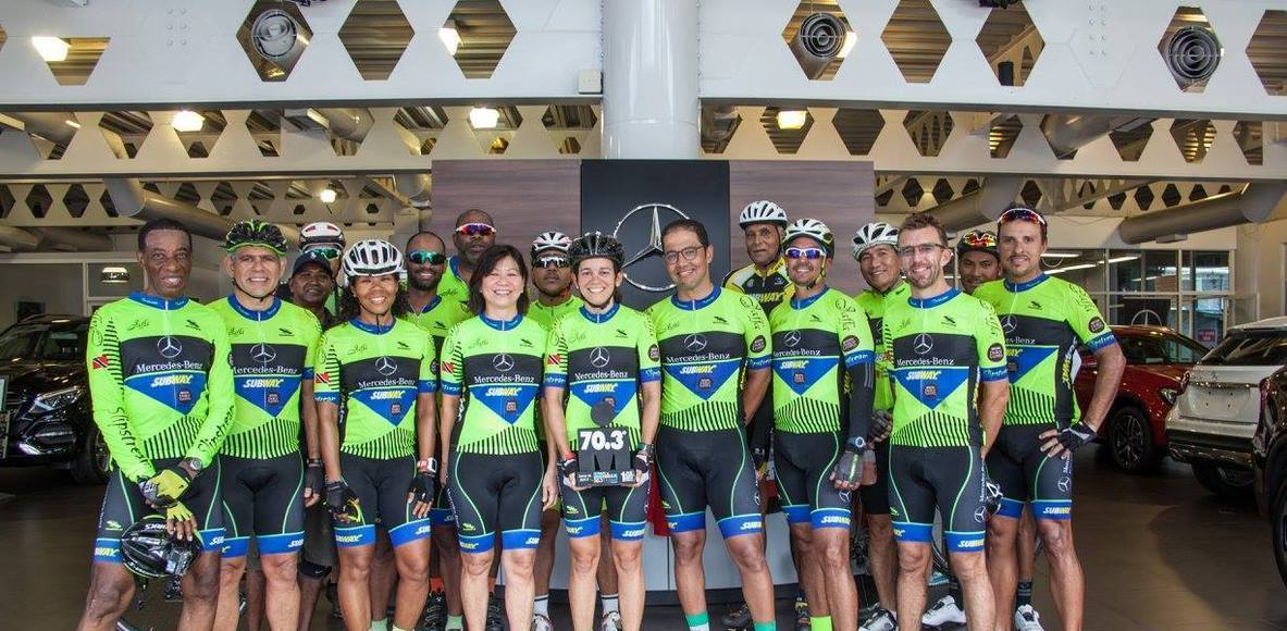 Slipstream Cycling Club Trinidad  Tobago