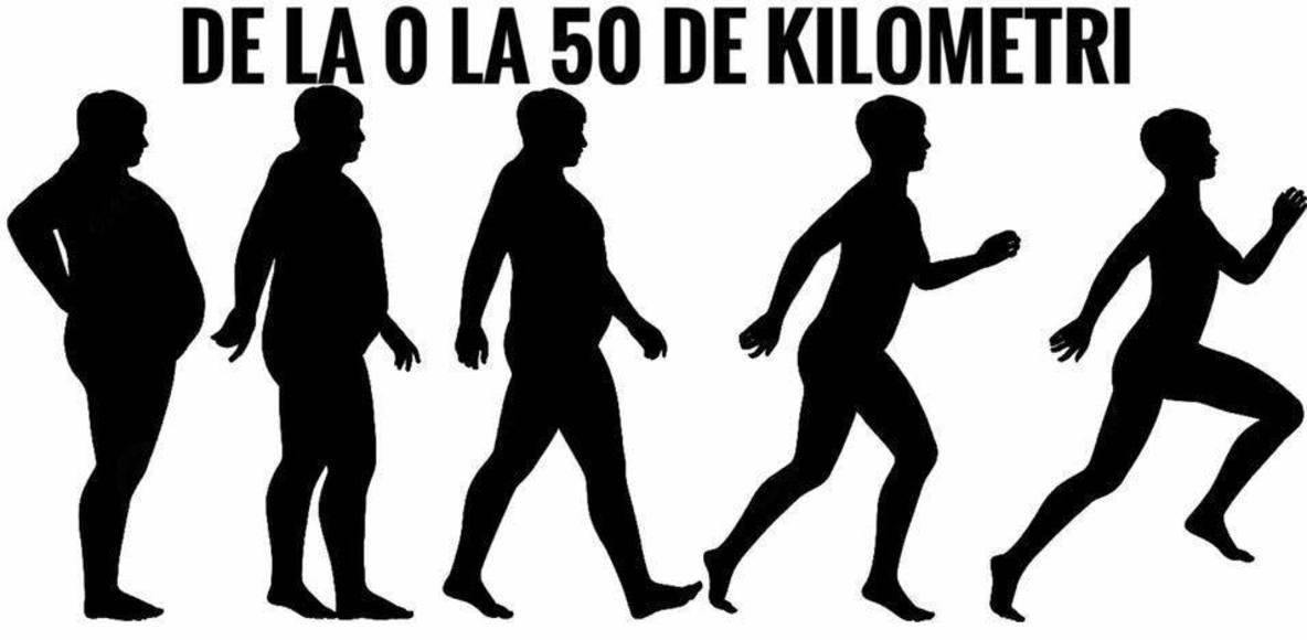De la 0 la 50 de kilometri