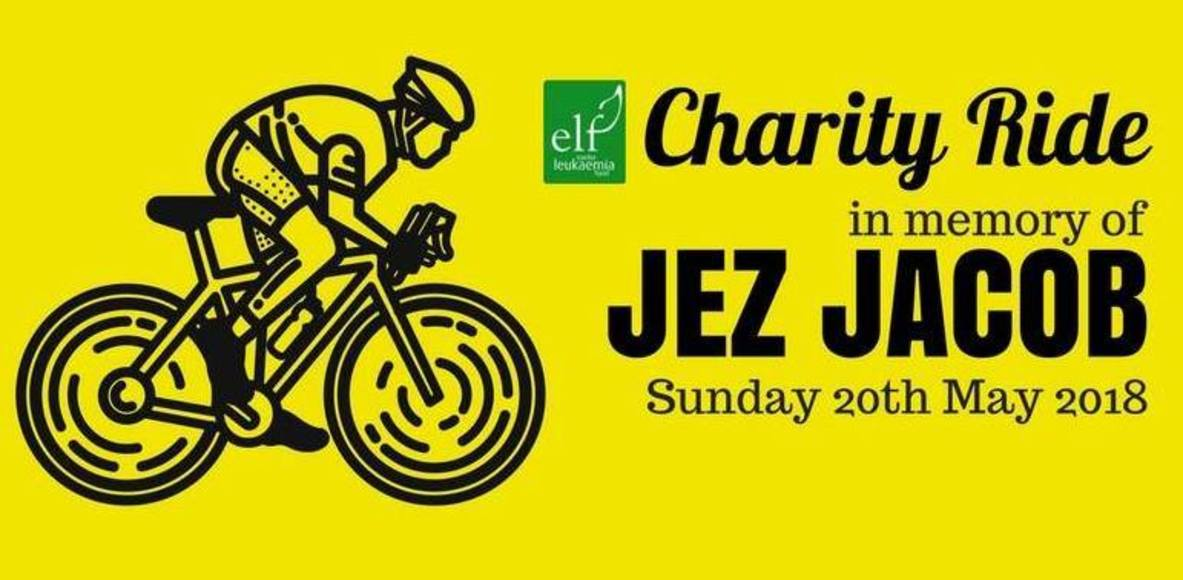 Ride for Jez