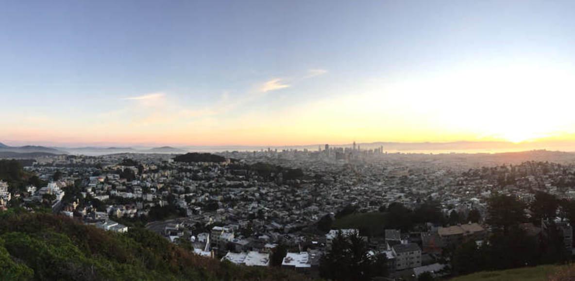Walk Around San Francisco