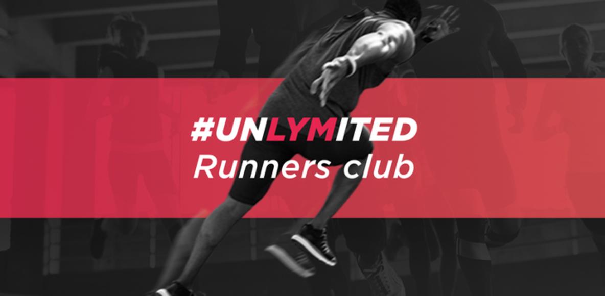 UNLYMITED Lympo app running club