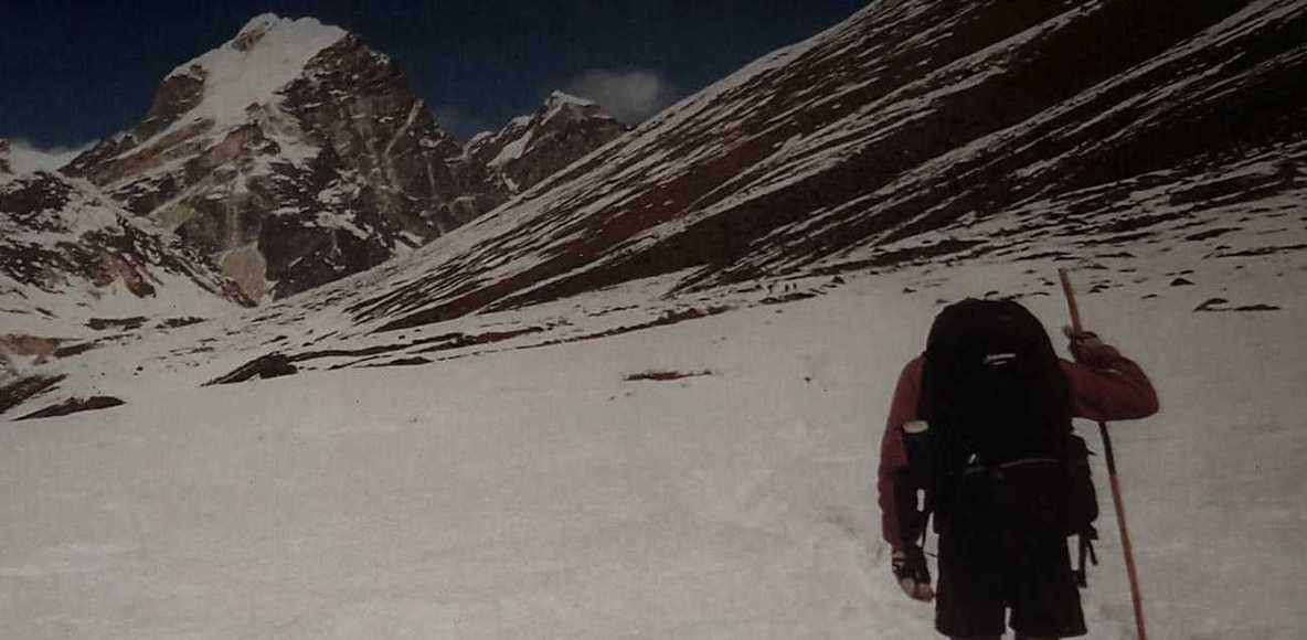 Team CP Everest Challenge for May