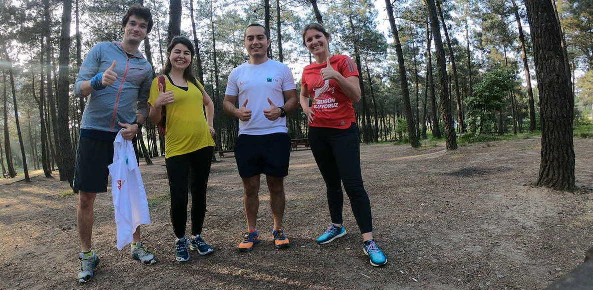 TEB Runners