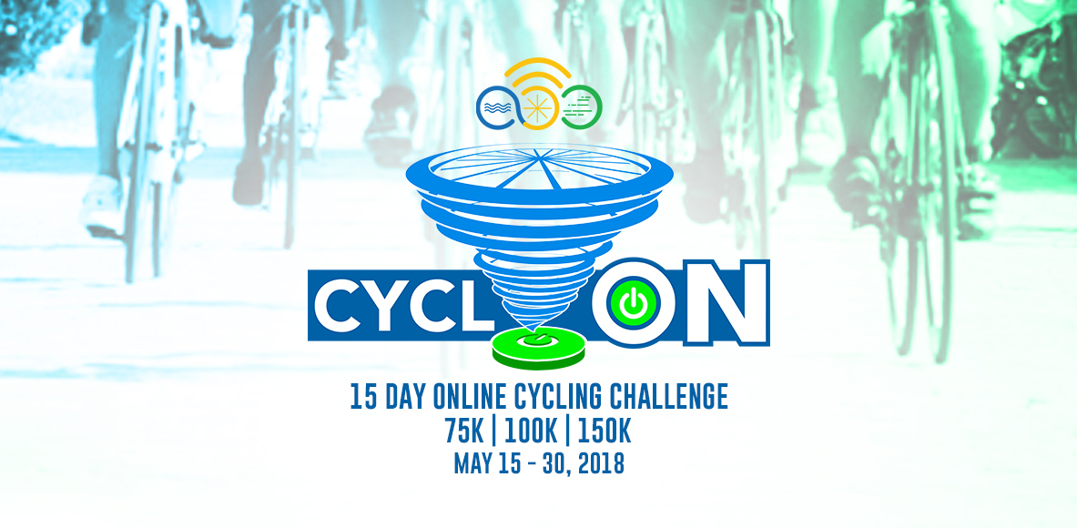 CyclON: 15 Day Online Cycling Challenge