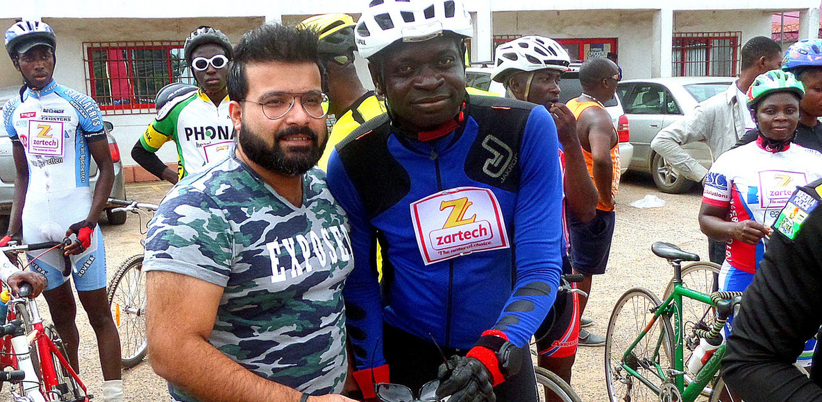 Samuel Olalere Cycling Foundation