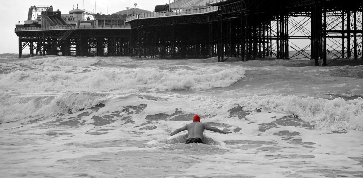 Brighton to Fecamp Channel Swim 2018