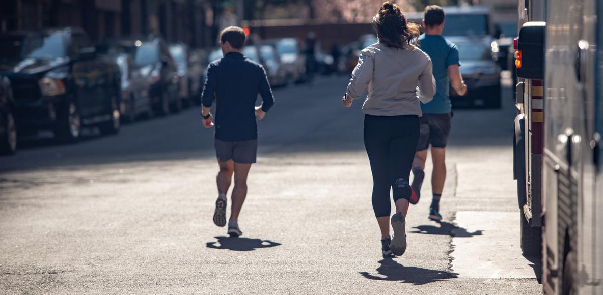 lululemon run club: new york