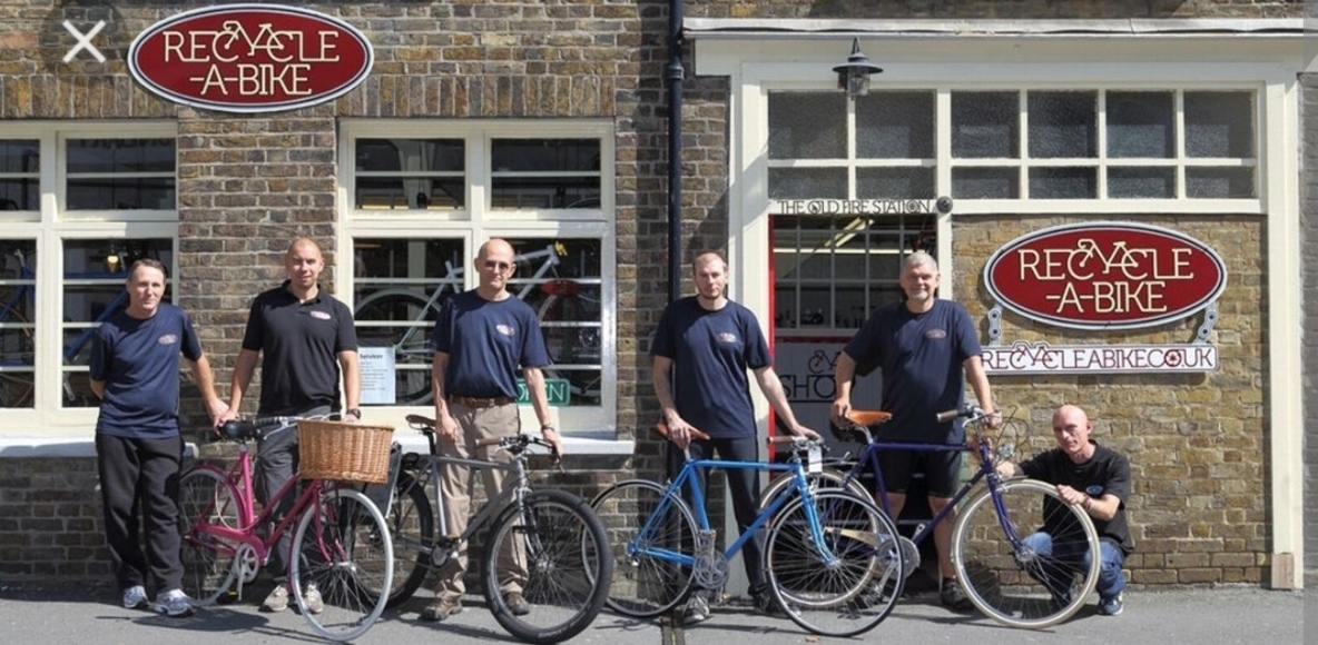 Recycle a bike uxbridge