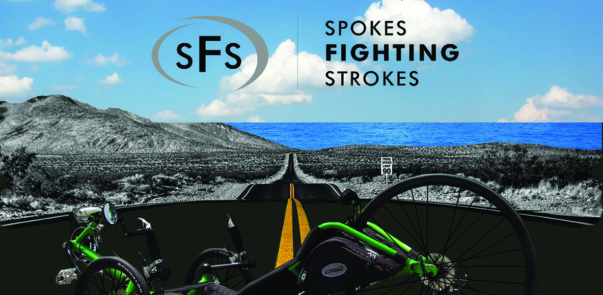 Spokes Fighting Strokes