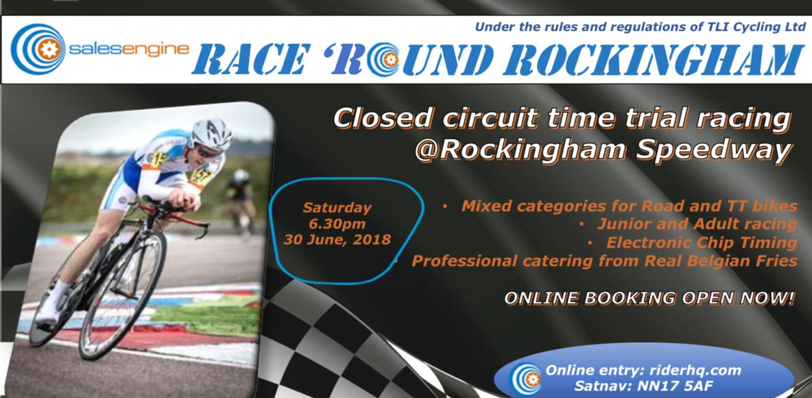TSE Race 'Round Rockingham