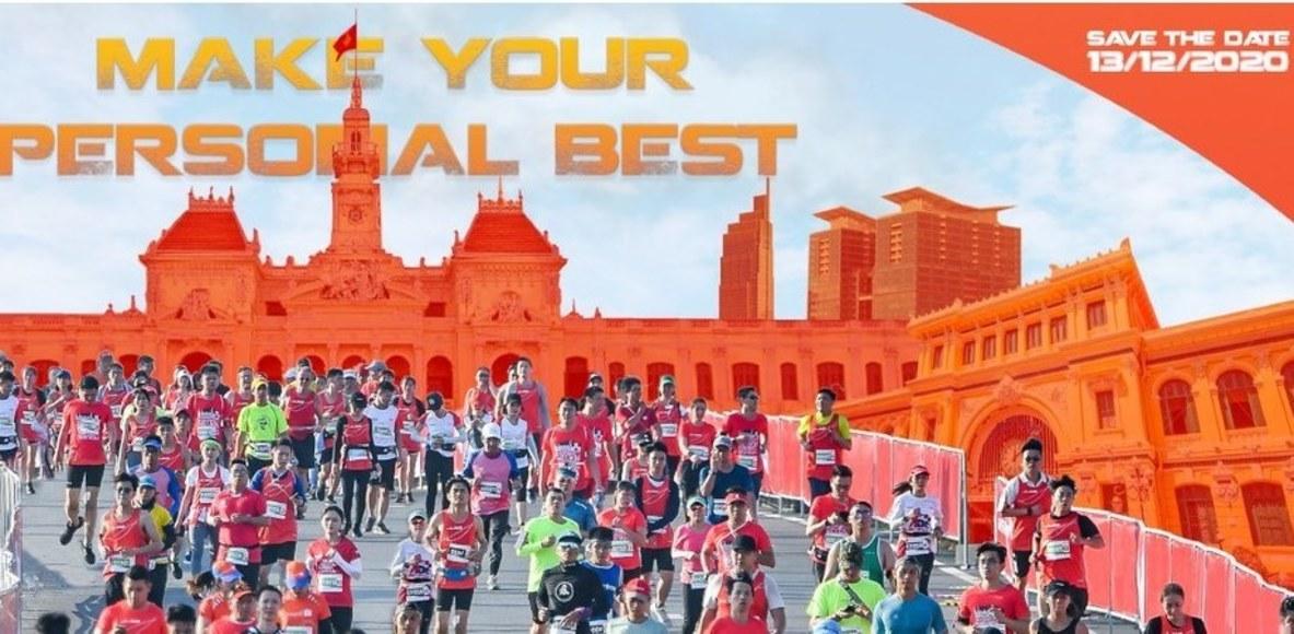 Techcombank Ho Chi Minh City International Marathon
