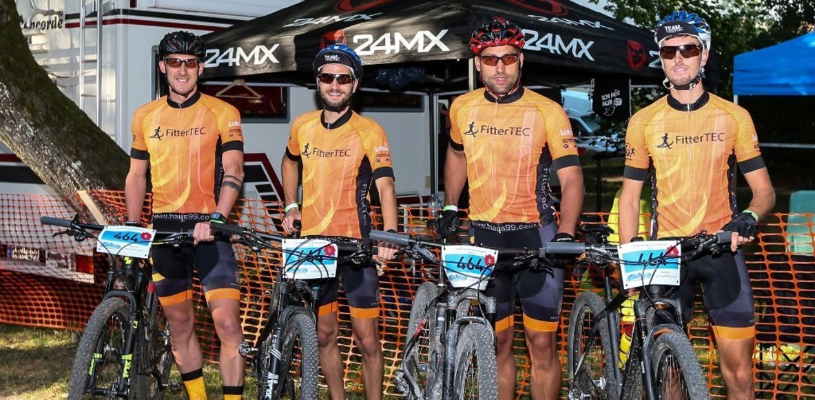 Team FitterTEC - Cycling