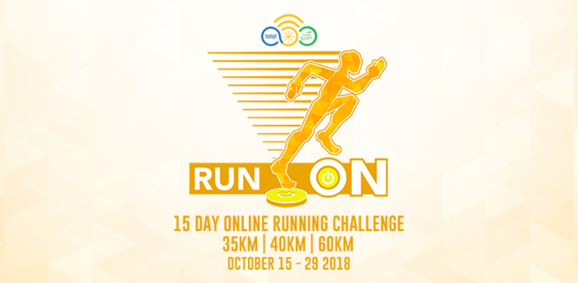 RunON: 15 Day Online Running Challenge