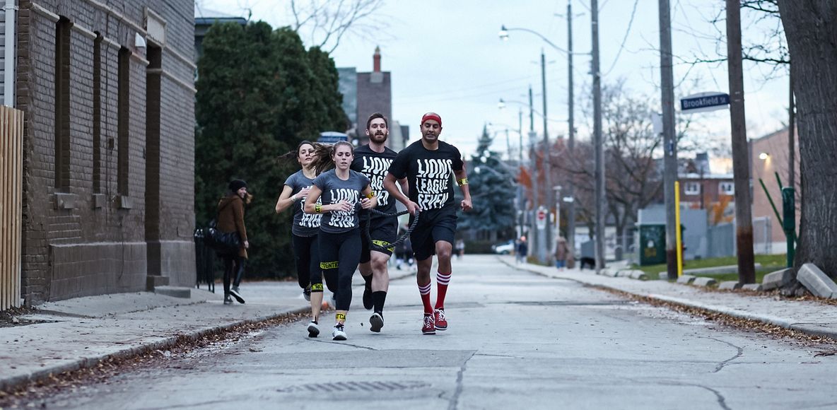 Academy of Lions Run Crew