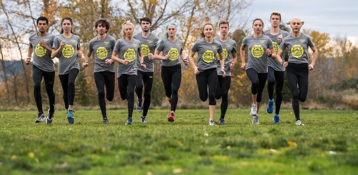 Brooks Beasts Track Club