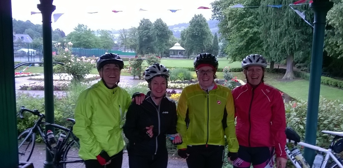 Breeze Bike Rides for Women - Derbyshire