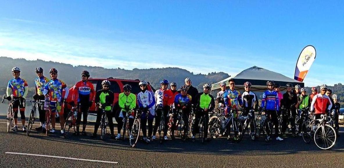 Monterey Barkada Cyclists