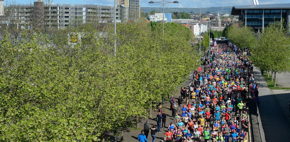 ABP Newport Wales Marathon